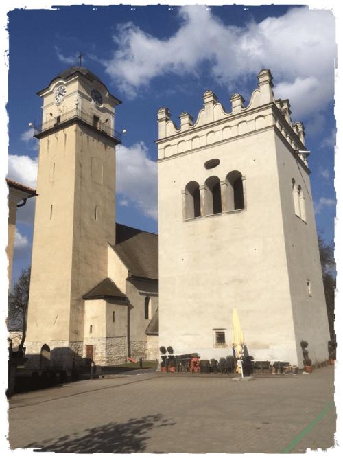 kaviaren Henicafe zvonica Poprad